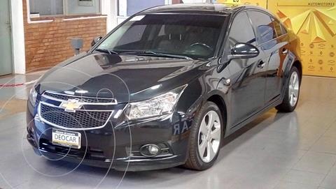 Chevrolet Cruze 1.8 LTZ MT (141cv) 4Ptas. usado (2011) color Negro precio $990.000