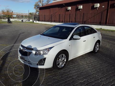 Chevrolet Cruze LTZ TDi Aut   usado (2014) color Blanco precio $1.400.000