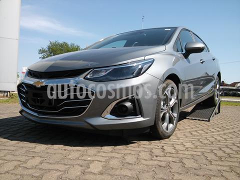 Chevrolet Cruze Premier Aut nuevo color Plata Switchblade precio $2.500.000