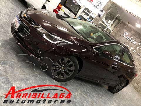 Chevrolet Cruze LTZ Aut usado (2017) color Negro precio $2.150.000