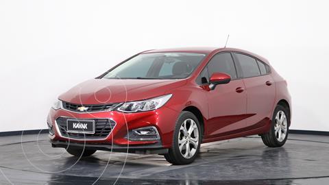 Chevrolet Cruze LT usado (2017) color Rojo precio $2.150.000