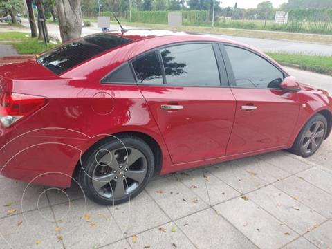 Chevrolet Cruze LTZ usado (2011) color Rojo Flama precio $1.225.000