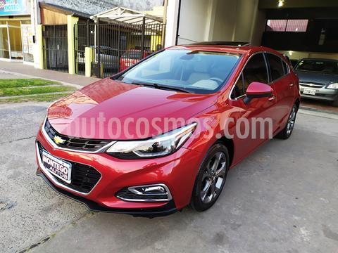 Chevrolet Cruze LTZ Aut usado (2017) color Rojo Cerezo precio $1.980.000