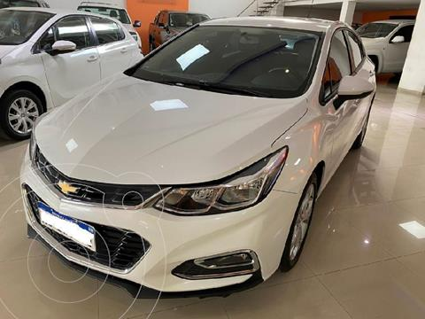 Chevrolet Cruze LT usado (2017) color Blanco precio $2.180.000