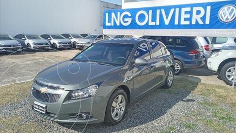 Chevrolet Cruze LT usado (2012) color Gris Estano precio $1.300.000