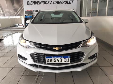 Chevrolet Cruze LTZ Aut usado (2016) color Blanco precio $2.150.000