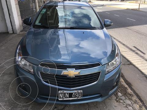 Chevrolet Cruze 1.8 LT MT (141cv) 5Ptas. usado (2014) color Azul precio $890.000