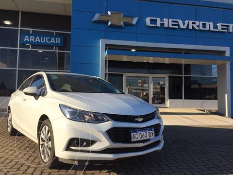 Chevrolet Cruze LT usado (2017) color Blanco Summit precio $1.850.000