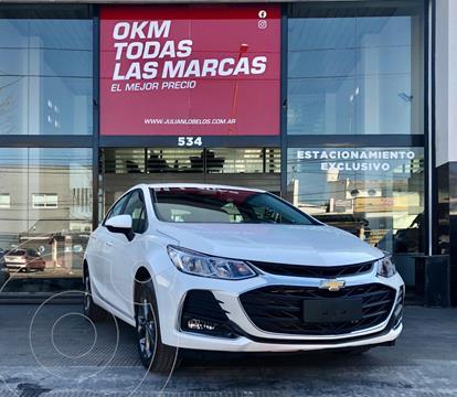 Chevrolet Cruze LT nuevo color Blanco Glaciar financiado en cuotas(anticipo $1.250.000)