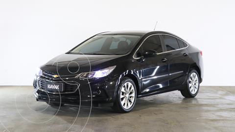 Chevrolet Cruze LT usado (2016) color Negro precio $1.760.000