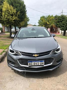 Chevrolet Cruze LTZ Aut usado (2018) color Gris precio $1.920.000