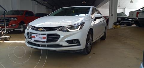 Chevrolet Cruze LTZ usado (2016) color Blanco precio $2.090.000
