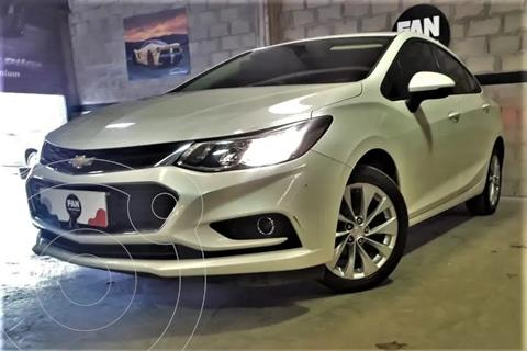 Chevrolet Cruze 1.4 Turbo LT Manual  usado (2018) color Blanco precio $1.850.000