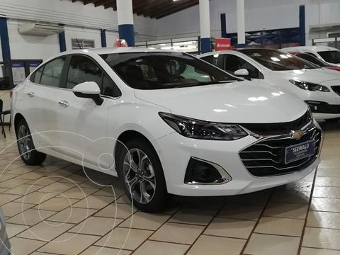 Chevrolet Cruze 1.4 4 PTAS PREMIER AT usado (2021) color Blanco precio $4.605.000