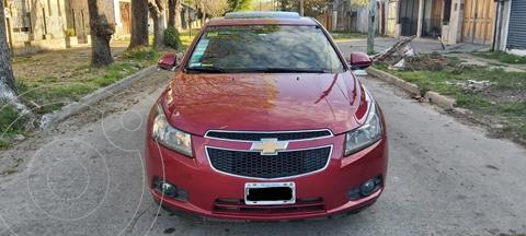 Chevrolet Cruze LTZ usado (2011) color Rojo Flama precio $1.250.000