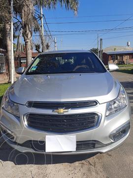 Chevrolet Cruze LTZ usado (2015) color Gris precio $1.600.000