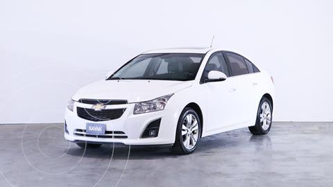 Chevrolet Cruze LTZ Aut usado (2014) color Blanco Summit precio $1.400.000