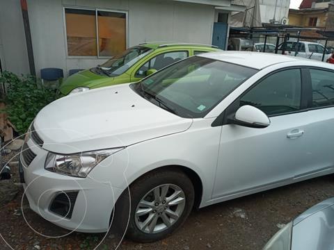 Chevrolet Cruze 1.8  usado (2014) color Blanco precio $8.300.000