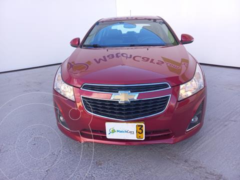 Chevrolet Cruze LT Aut usado (2015) color Rojo precio $42.990.000