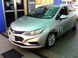Foto venta Auto usado Chevrolet Cruze LS Aut (2017) color Plata precio $202,500