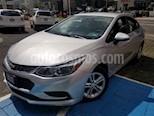 Foto venta Auto usado Chevrolet Cruze LS Aut (2017) color Plata precio $210,000