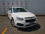 Foto venta Auto usado Chevrolet Cruze LS Aut (2016) color Blanco Galaxia precio $185,000