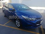 Foto venta Auto usado Chevrolet Cruze LS Aut (2017) color Azul precio $255,000