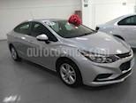 Foto venta Auto usado Chevrolet Cruze LS Aut (2017) color Plata precio $235,000