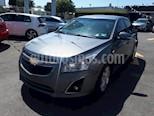 Foto venta Auto usado Chevrolet Cruze LT Aut (2015) color Gris Acero precio $178,000