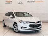 Foto venta Auto usado Chevrolet Cruze LT Aut (2016) color Blanco Galaxia precio $210,000