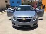 Foto venta Auto usado Chevrolet Cruze LT Tela Aut (2011) color Celeste precio $100,000