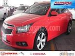Foto venta Auto usado Chevrolet Cruze LT  (2010) color Rojo precio $110,000