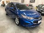 Foto venta Auto usado Chevrolet Cruze LT  (2017) color Azul precio $250,000