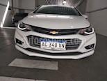 Foto venta Auto usado Chevrolet Cruze LTZ Aut Plus (2018) color Blanco Crema precio $919.000