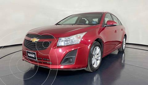 Chevrolet Cruze LS Aut usado (2014) color Rojo precio $142,999