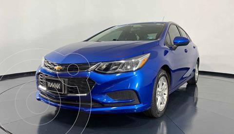 Chevrolet Cruze LS Aut usado (2018) color Azul precio $252,999