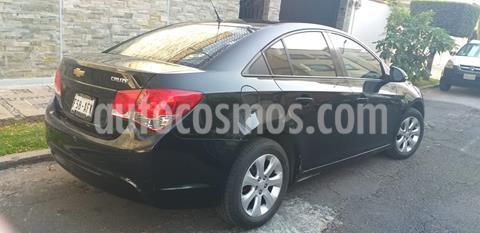 Chevrolet Cruze LS Aut usado (2016) color Negro precio $165,000