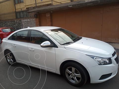 Chevrolet Cruze Paq C usado (2011) color Blanco precio $110,000