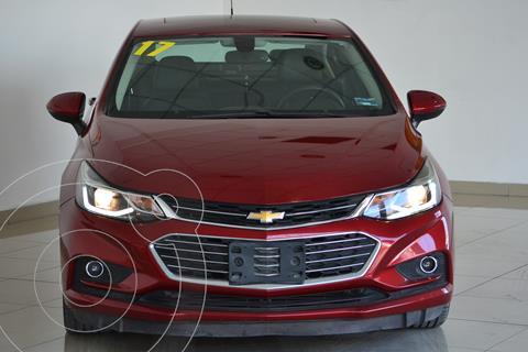 Chevrolet Cruze Premier Aut usado (2017) color Rojo precio $245,000
