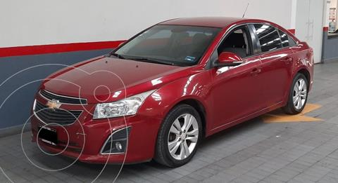 Chevrolet Cruze LS Aut usado (2013) color Rojo precio $125,000
