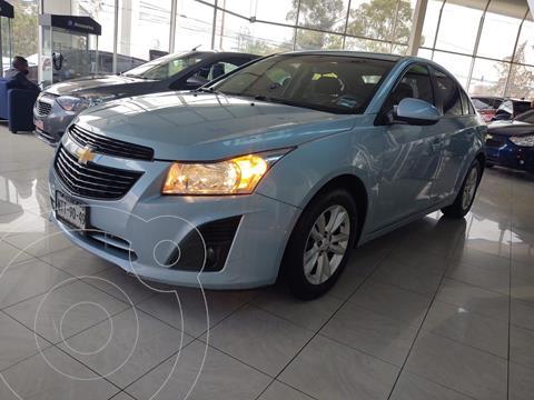 Chevrolet Cruze LS  usado (2013) color Azul precio $132,000