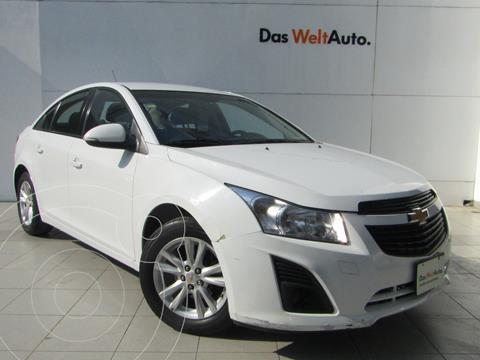 Chevrolet Cruze LS Aut usado (2014) color Blanco Galaxia precio $129,000