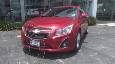 Chevrolet Cruze LT Aut usado (2014) color Rojo precio $159,000