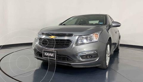 Chevrolet Cruze LT  usado (2016) color Plata precio $197,999