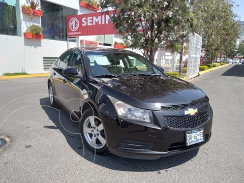 Chevrolet Cruze LT  usado (2012) color Negro precio $125,000
