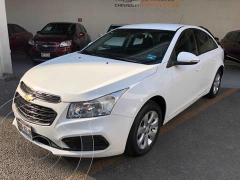 Chevrolet Cruze LS Aut usado (2016) color Blanco precio $159,000
