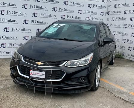Chevrolet Cruze LT Aut usado (2017) color Negro precio $240,000