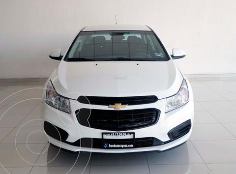 Chevrolet Cruze LS Aut usado (2016) color Blanco precio $155,344