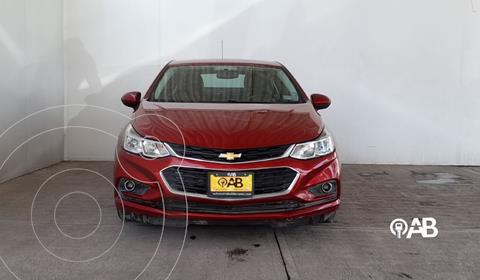 Chevrolet Cruze LT Aut usado (2018) color Rojo precio $245,000