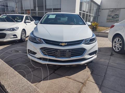 Chevrolet Cruze Premier Aut usado (2017) color Blanco precio $270,000